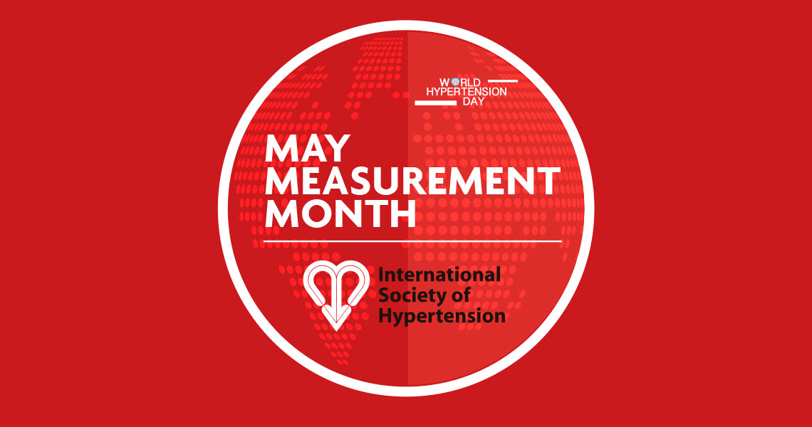May Measurement Month: a global campaign to tackle high blood pressure